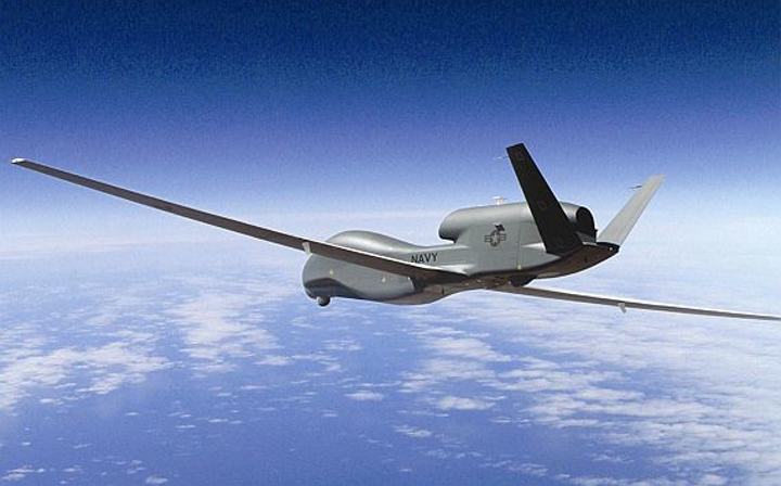 Northrop Grumman to provide four Global Hawk UAVs to boost South Korea's surveillance capabilities