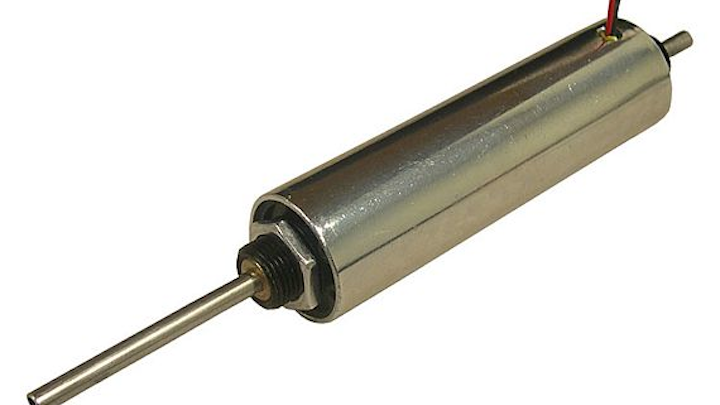 Direct-drive linear motors for robotics, automated assembly, and flow control introduced by MotiCont