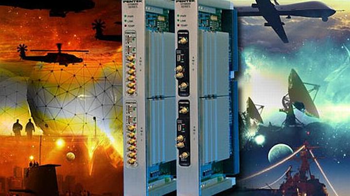 6U VPX FPGA boards for radar, beamforming, communications, and SIGINT introduced by Pentek