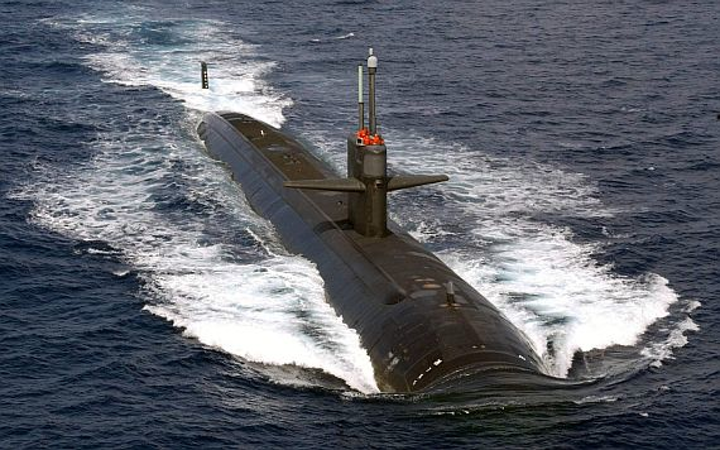 General Dynamics to upgrade COTS signal-processing equipment on U.S. Navy submarines
