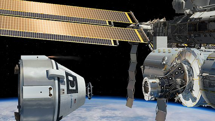 Boeing looks to Curtiss-Wright to provide data-handling avionics for space transportation system