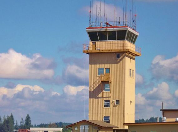 Gray Army Airfield at Joint Base Lewis-McChord, Wash., to receive new air traffic control tower