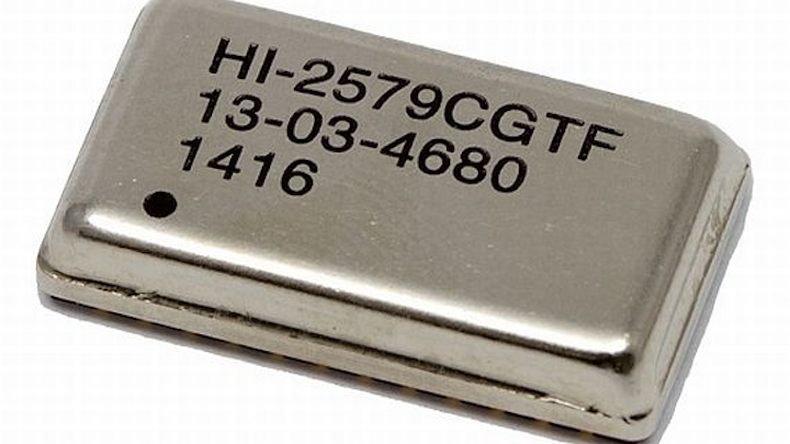 MIL-STD-1553/1760 dual avionics transceiver for height-restricted applications introduced by Holt