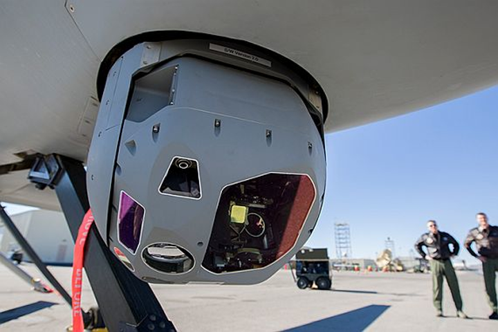 Quantum Imaging to provide infrared electro-optics for multispectral targeting systems