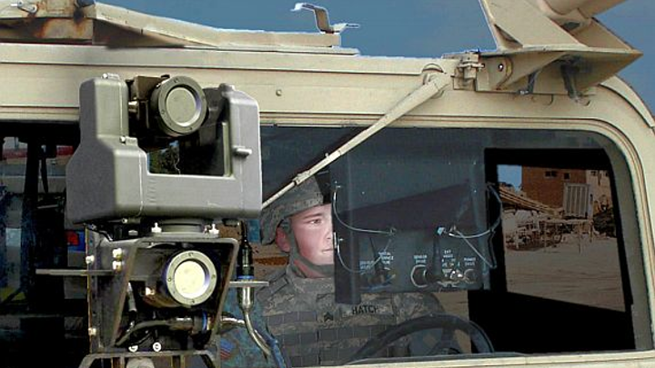 Army looking for electro-optics companies to build 10,000 drivers night vision systems