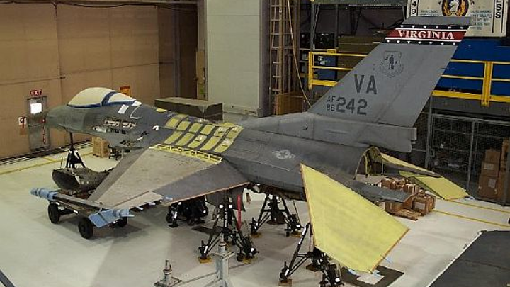 HEICO boosting expertise in F-16 jet fighter maintenance and repair with ACT acquisition