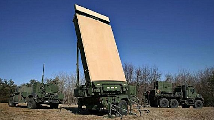 Marines make transition from gallium arsenide to gallium nitride in air-defense radar