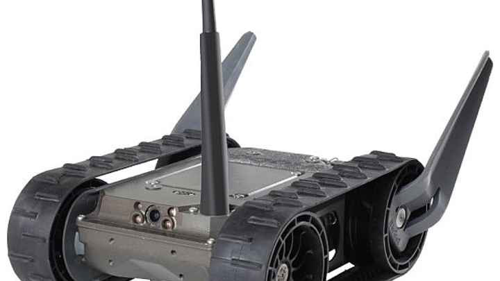 Navy orders 110 small throwable unmanned ground vehicle (UGV) robots from iRobot