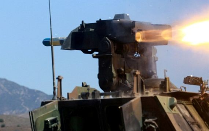 Raytheon pushing LAV-AT Modernization forward with order for 13 anti-tank missile turrets