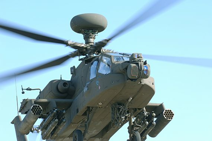 Army looks to Lockheed Martin to upgrade laser targeting for AH-64E Apache attack helicopter