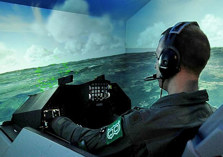 Air Force chooses 25 companies in $20.9 billion contract for simulation and training