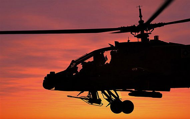 Lockheed Martin to provide airborne electronic warfare systems for Apache attack helicopters
