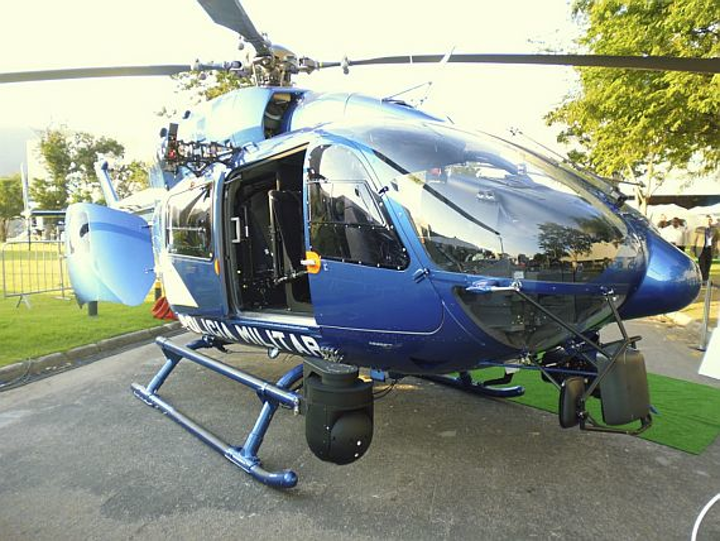 Curtiss-Wright to provide video management avionics for Brazilian military police helicopters