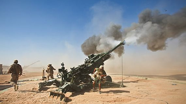 Army chooses rugged accelerometers from Meggitt for testing the Excalibur smart artillery shell
