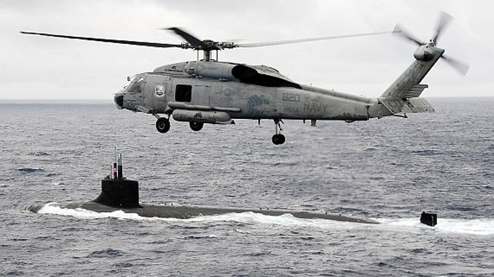 L-3 to install critical components of Navy Atlantic underwater warfare training range