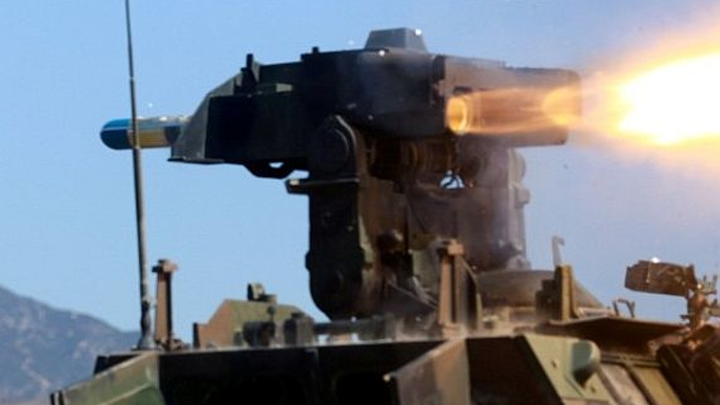 Raytheon to build 22 new anti-tank turrets for Marine Corps Light Armored Vehicle