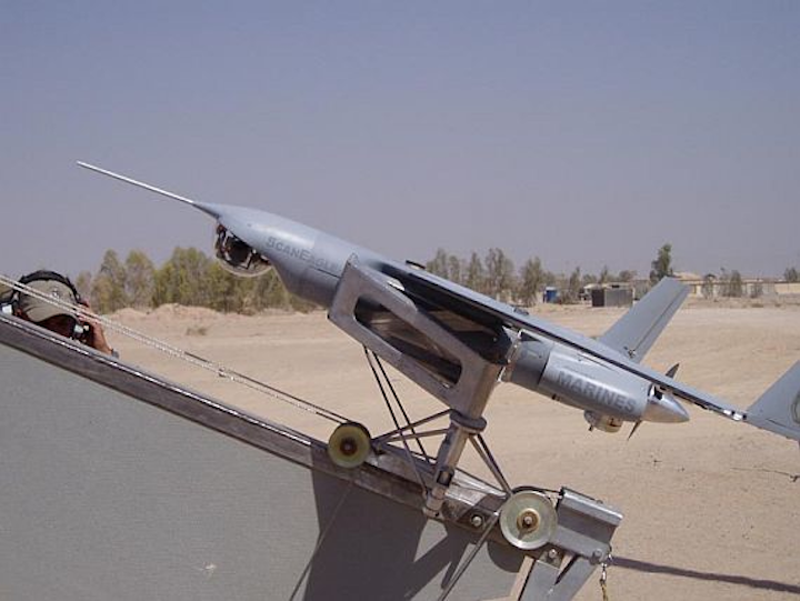 Insitu to provide 65 ScanEagle UAVs and ScanEagle training facility for Afghanistan