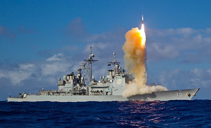 Raytheon wins half-billion-dollar contract to build 17 missile-defense shipboard missiles