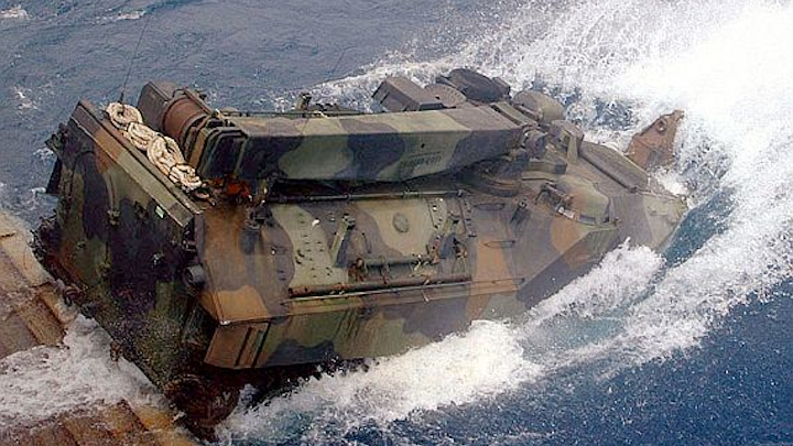 Rugged vetronics networking gear from Curtiss-Wright chosen for Marine Corps combat vehicle upgrade