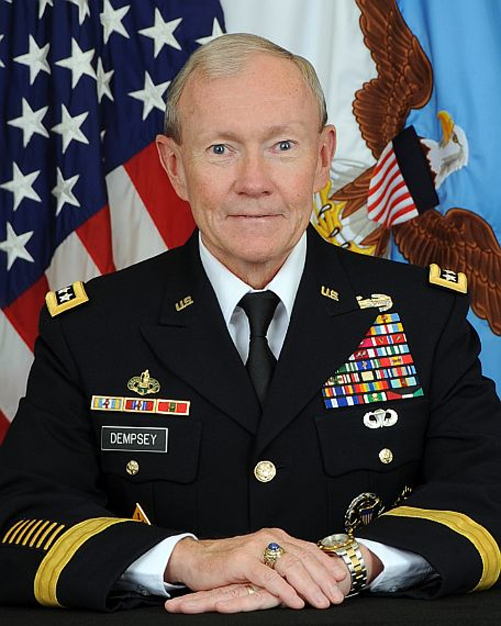 Top general asks Congress to help military and private business face cyber security threats