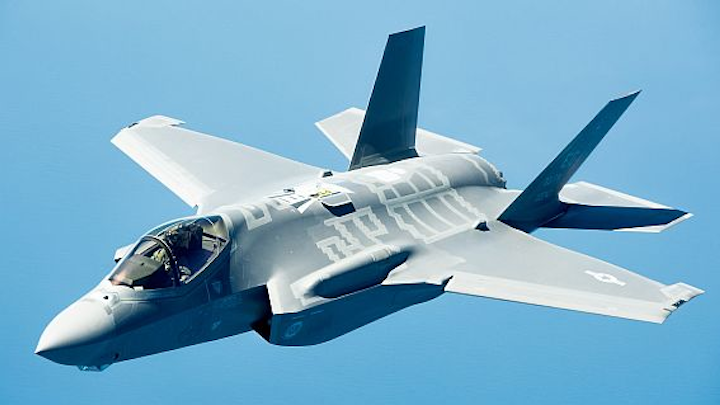 F-35 fighter, P-8A patrol jet, KC-46 tanker are big winners in 2016 DOD budget proposal
