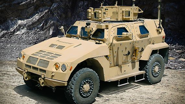 Military light vehicle market set to explode, driven by JLTV program, says Forecast International