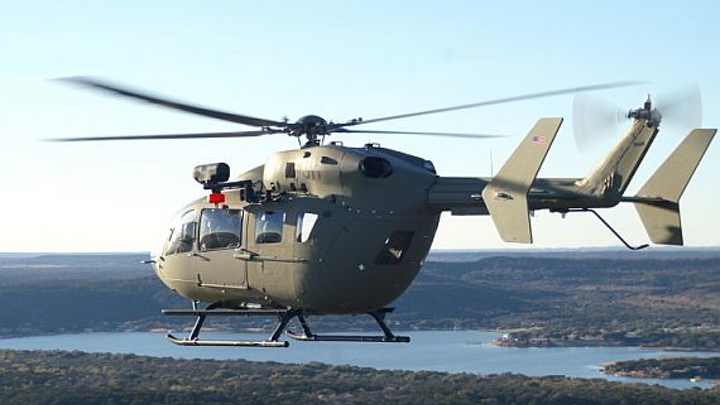 Army places order with Airbus Helicopters for 41 UH-72A Lakota light utility helicopters