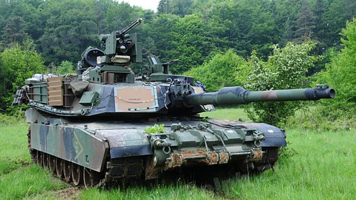 Army asks General Dynamics to transform six legacy main battle tanks into latest M1A2 SEP models