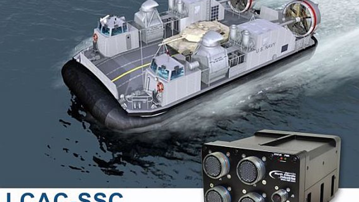 North Atlantic Industries to provide data-control embedded computer on Navy's next-generation landing craft