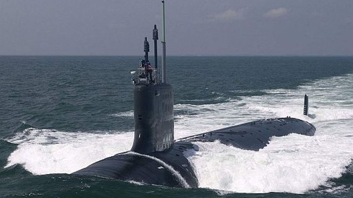 Lockheed Martin moving to next-generation sonar signal processing for new Virginia-class submarines