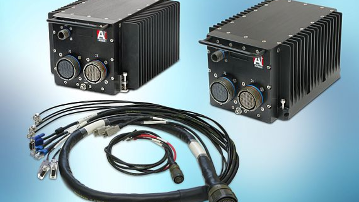 Rugged COTS high-performance embedded computer (HPEC) for military uses introduced by Aitech