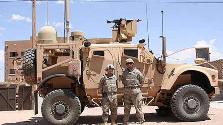 Army reaches out to industry for GPS tracking technology for vehicles at Fort Bliss