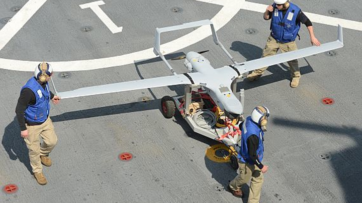 Marine Corps to receive one RQ-21 unmanned aerial system (UAS) for battlefield reconnaissance