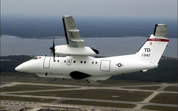 Army announces plan to upgrade ARL reconnaissance aircraft with new sensors and new airframe