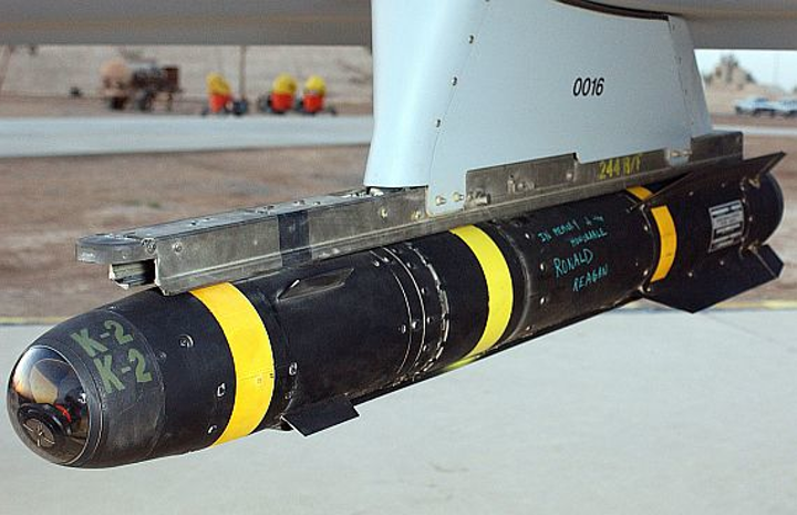 Lockheed Martin Hellfire Systems to build 2,232 air-to-ground missiles for U.S., foreign militaries