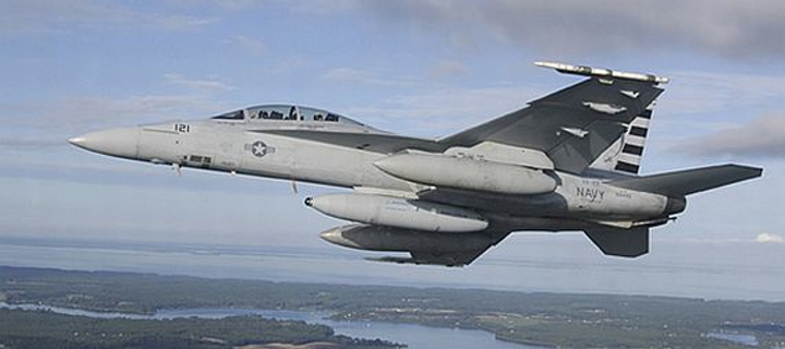 Navy to beef-up carrier-based jet fighter IRST ability to search for enemy planes without radar