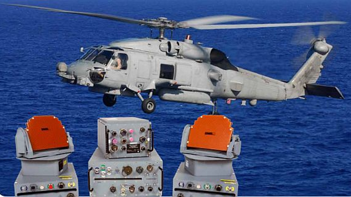 Navy orders AN/ARQ-59 tactical data link equipment from L-3 to link helicopters with surface ships
