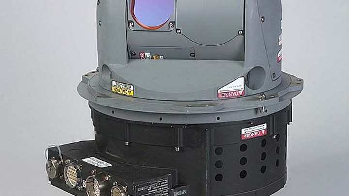 Northrop Grumman gets ready to install two-color electro-optical sensors P-8A missile-defense system