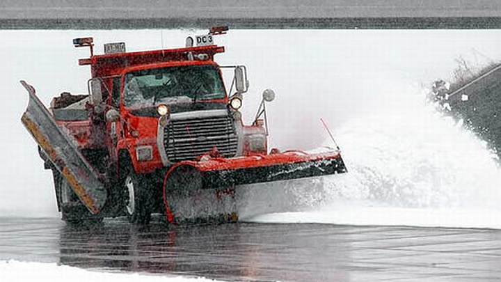 Carnegie Mellon to apply synthetic vision technology to help keep snow plows safe on the road