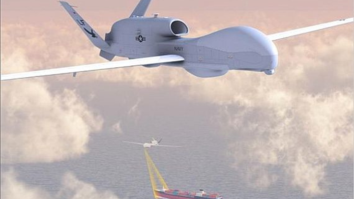 Triton maritime surveillance UAV technology upgrades: Navy's just getting started