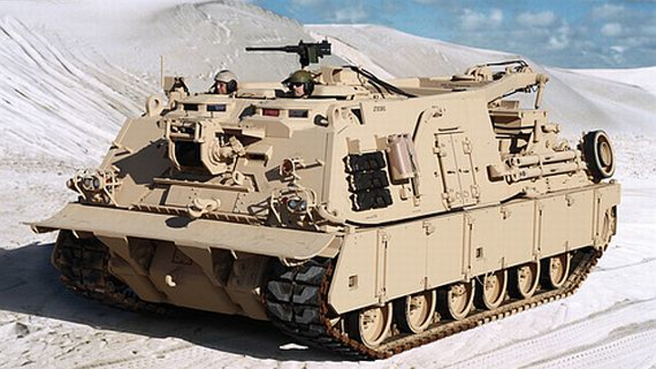 BAE Systems to build 36 recovery M88A2 armored combat vehicles in $110.4 million contract