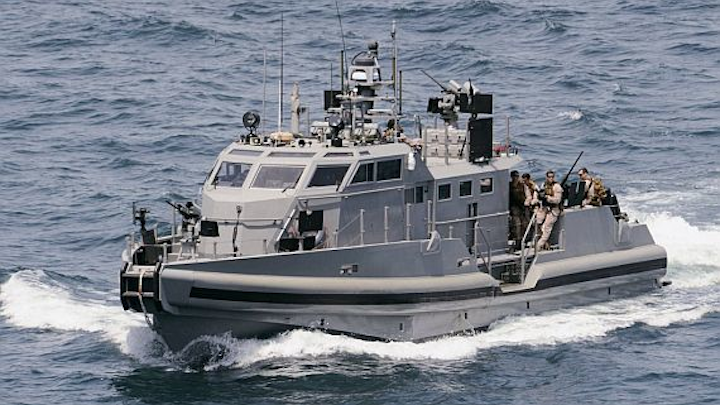 Navy orders two Mark VI patrol boats with on-board networking and flat-screen displays