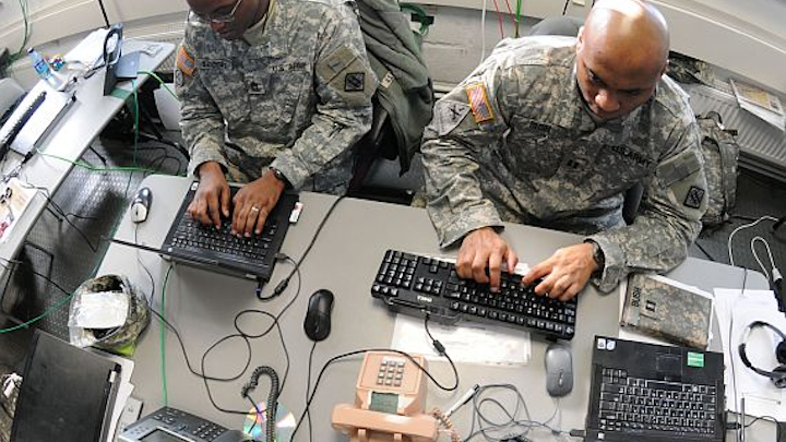 Contracts Thursday bring value of Army information technology (IT) program to $1.15 billion