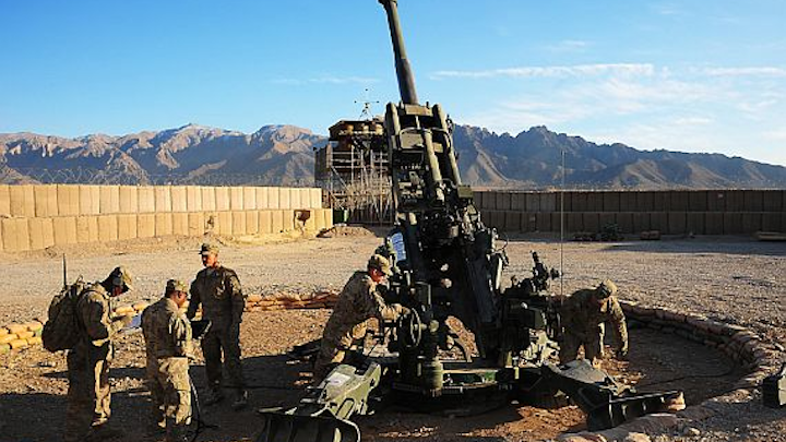 Raytheon gets order for 100 Excalibur satellite-guided artillery shells for The Netherlands