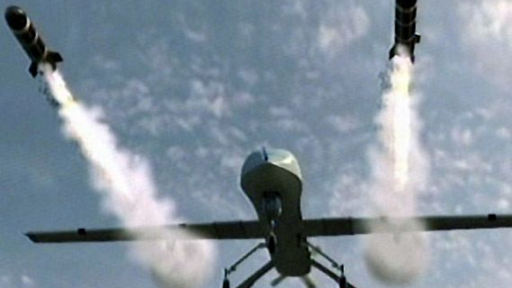 Air Force ready to approach industry for enabling technologies in affordable attack drones