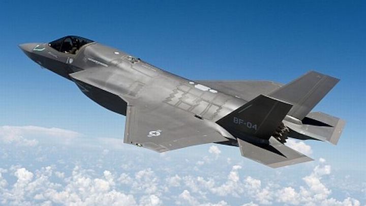 Lockheed Martin prepares to build 94 F-35 jet joint strike fighters in $920.4 million contract