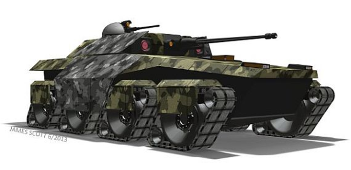 Army takes another shot at developing modern armored combat vehicle after numerous setbacks