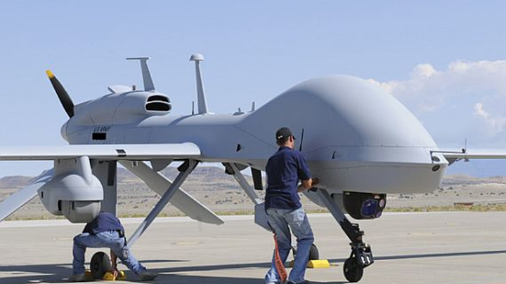 Army orders 19 additional MQ-1C Gray Eagle attack drones to go with 19 others ordered last March