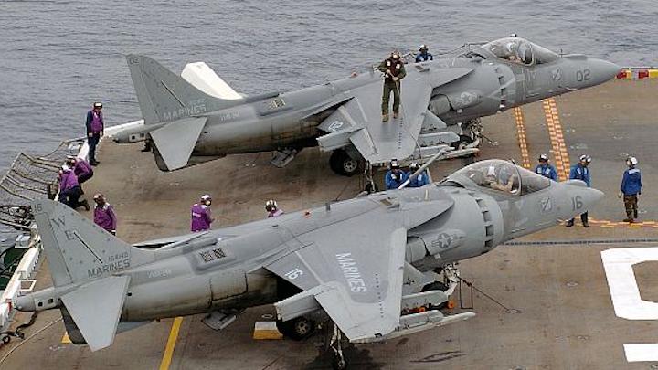General Dynamics upgrades Marine Corps AV-8B jump jet with FACE-based avionics software code