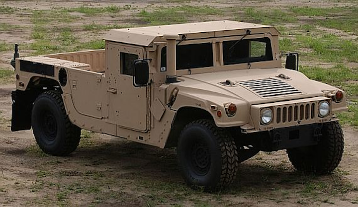 Army makes some of the last Humvee orders before JLTV contract is awarded later this year